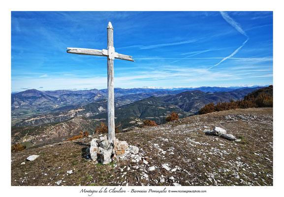 Montagne de la Calvelière - Baronnies Provençales © Nicolas GIRAUD