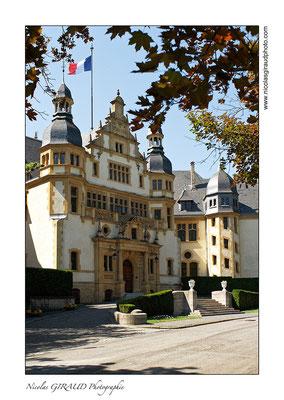 Palais du Gouverneur © Nicolas GIRAUD