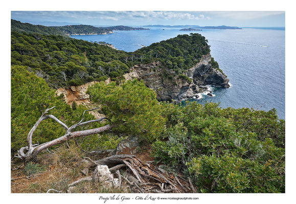 L'Escampo Barriou - Presqu'île de Giens - Côte d'Azur © Nicolas GIRAUD