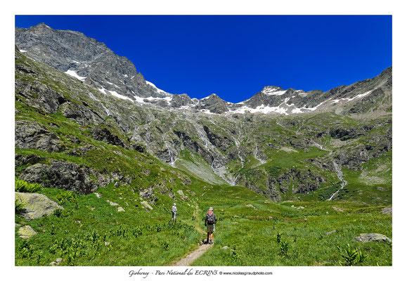 Gioberney - Parc des Ecrins © Nicolas GIRAUD