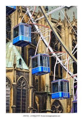 Grande roue - Metz © Nicolas GIRAUD
