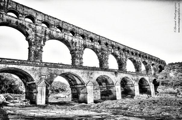 Le Pont du Gard © Nicolas GIRAUD