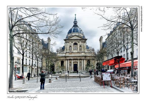 Paris Sorbonne © Nicolas GIRAUD