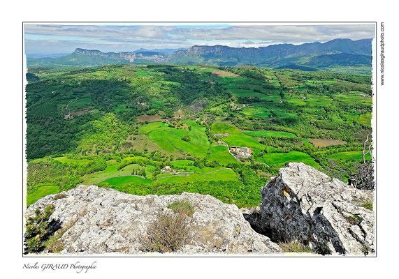 Montagne St Maurice - Drôme © Nicolas GIRAUD