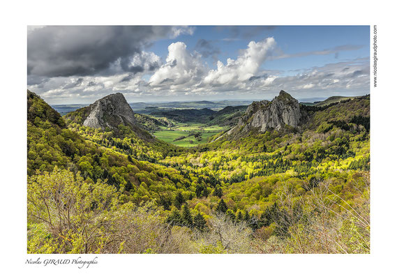 Tuilère & Sanadoire - Auvergne © Nicolas GIRAUD