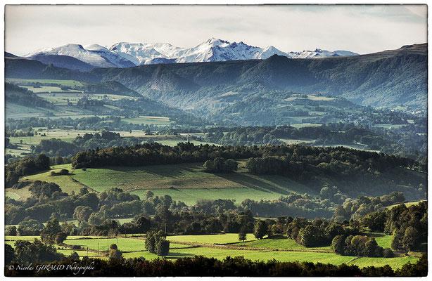 Massif des Monts Dores - P.N.R. des Monts Auvergne © Nicolas GIRAUD
