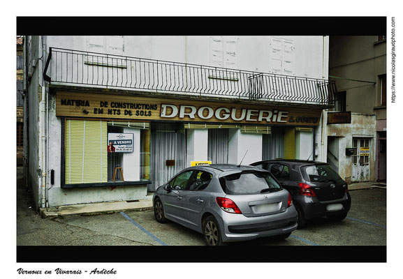 Vernoux en Vivarais - Ardèche © Nicolas GIRAUD