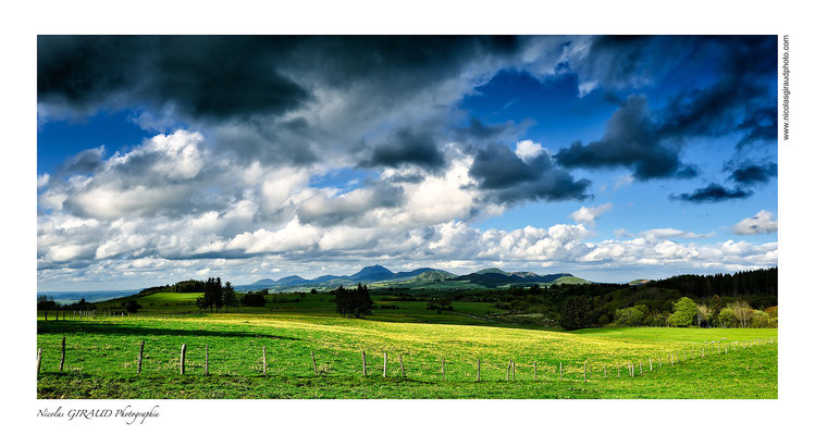 Monts Dômes - Auvergne © Nicolas GIRAUD