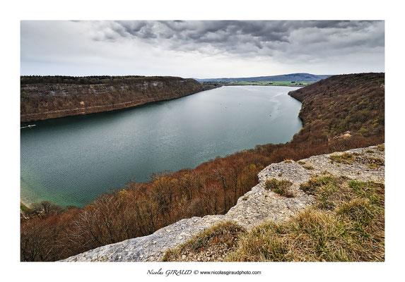 Lac de Chalain - Jura © Nicolas GIRAUD
