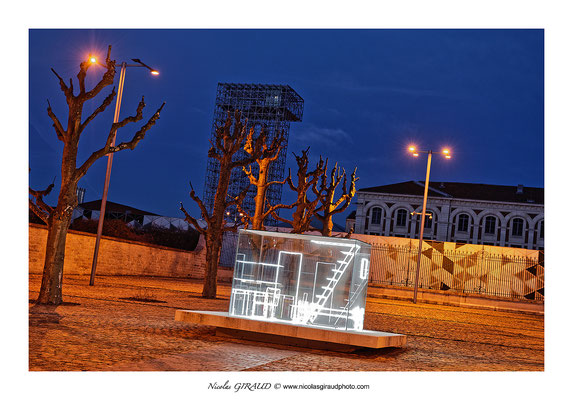 Cité du Design - St Etienne © Nicolas GIRAUD