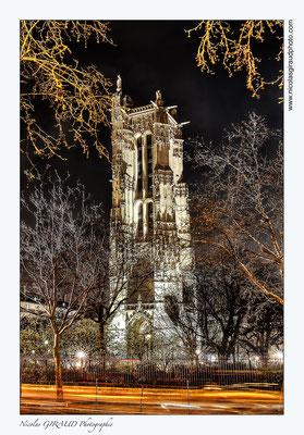 Paris St Jacques © Nicolas GIRAUD