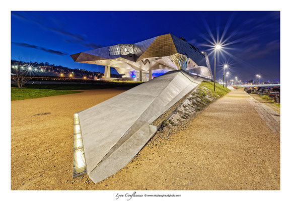 Confluences - Lyon © Nicolas GIRAUD