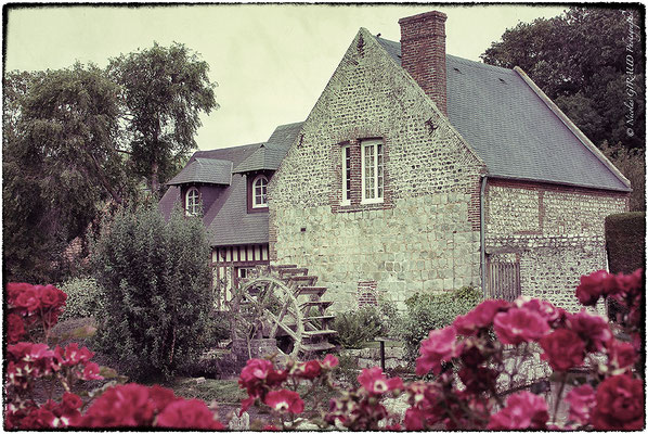 Veules les Roses - Normandie © Nicolas GIRAUD