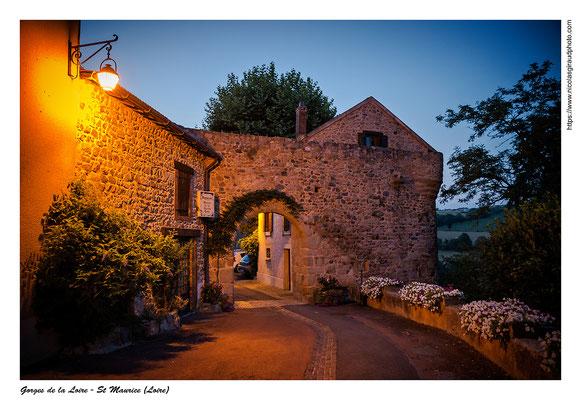 St Maurice sur Loire - Roannais © Nicolas GIRAUD