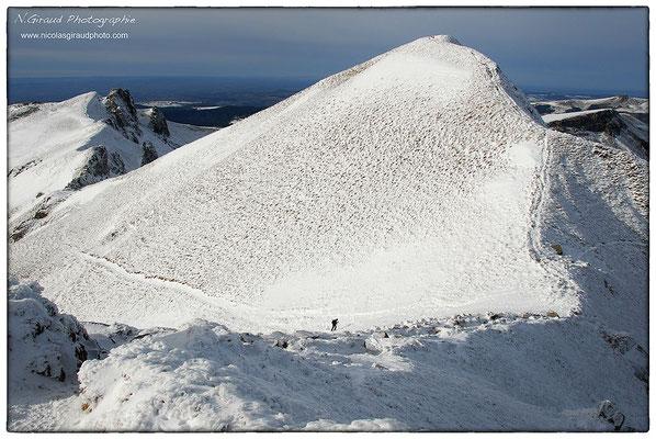 Col de Cpourre - P.N.R. des Volcans d'Auvergne © Nicolas GIRAUD