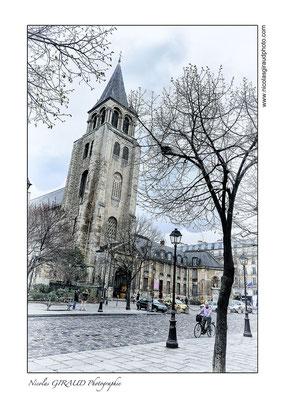 Paris St Germain des Prés © Nicolas GIRAUD