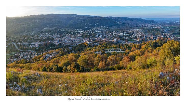 Pays de Crussol - Ardèche © Nicolas GIRAUD