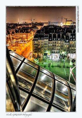 Beaubourg - Paris © Nicolas GIRAUD