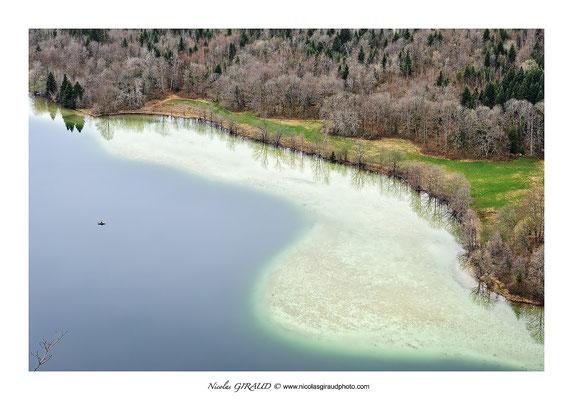 Lac du Grand Maclus - Jura © Nicolas GIRAUD