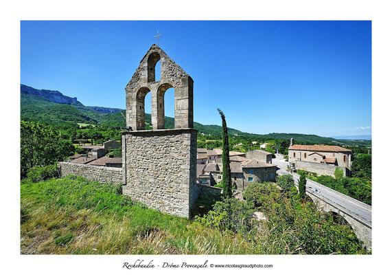 Rochebaudin - Drôme Provençale © Nicolas GIRAUD