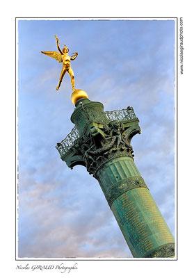 Paris Bastille © Nicolas GIRAUD