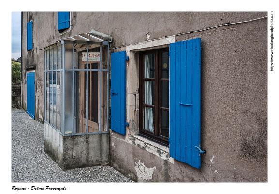Roynac - Drôme © Nicolas GIRAUD