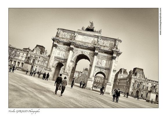 Paris Louvres © Nicolas GIRAUD