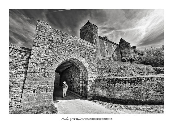 Brancion - Saône et Loire © Nicolas GIRAUD