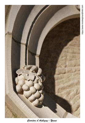 Carrière d'Aubigny - Yonne © Nicolas GIRAUD