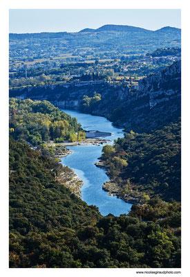 Gorges de l'Ardèche © Nicolas GIRAUD