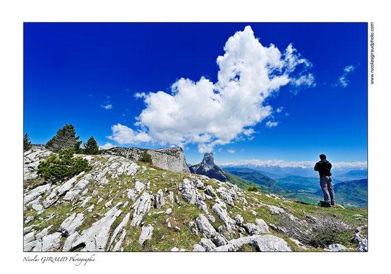 Mont'Aiguille - P.N.R. du Vercors © Nicolas GIRAUD