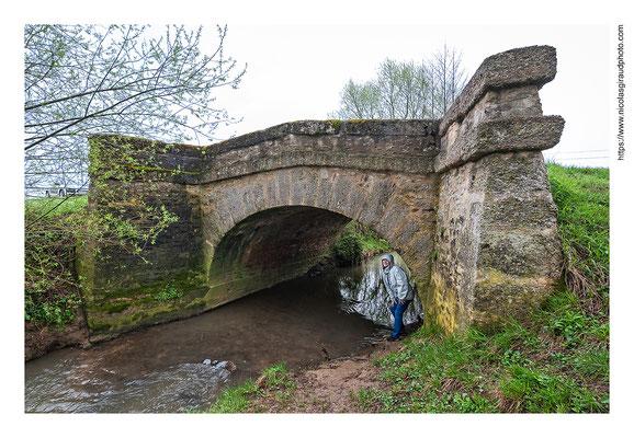 Pont romain - Yonne © Nicolas GIRAUD