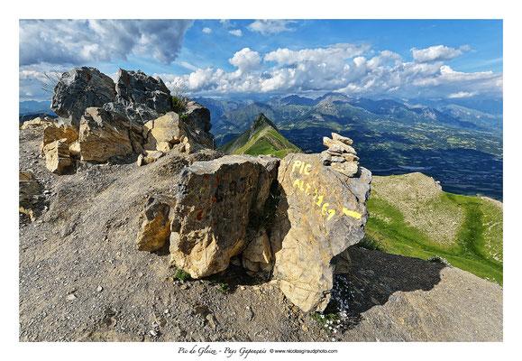 Pic de Gleize - Pays Gapençais © Nicolas GIRAUD