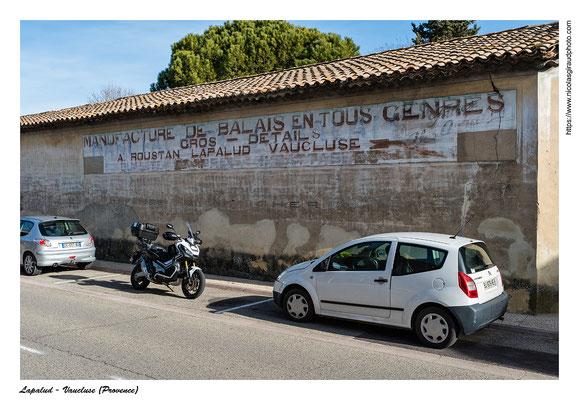 Lapalud - Drôme © Nicolas GIRAUD