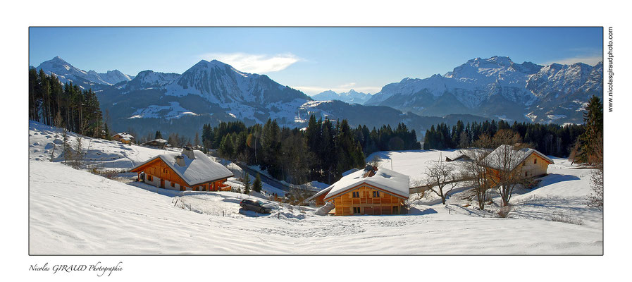 Manigot - Pays de Savoie © Nicolas GIRAUD