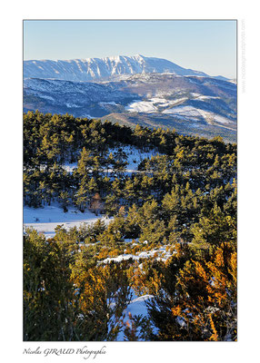 Depuis la montagne de l'Arsuc © Nicolas GIRAUD