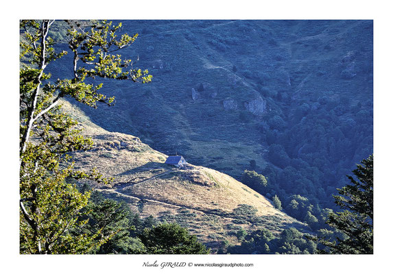 Buron Coste Meije - Monts du Cantal © Nicolas GIRAUD