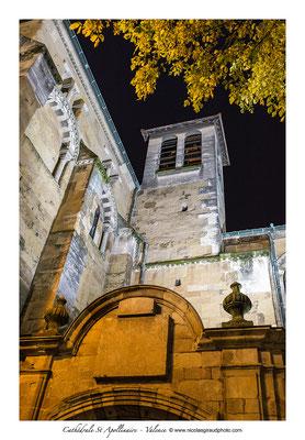 Cathédrale St Appolinaire - Valence - Drôme © Nicolas GIRAUD