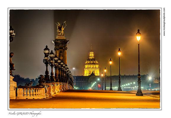 Paris Alexandre III © Nicolas GIRAUD