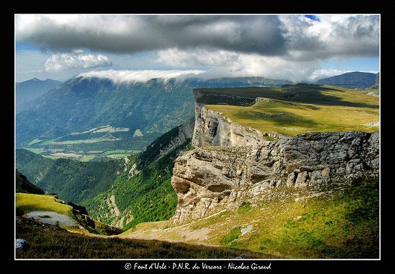 Font d'Urle - P.N.R. du Vercors © Nicolas GIRAUD