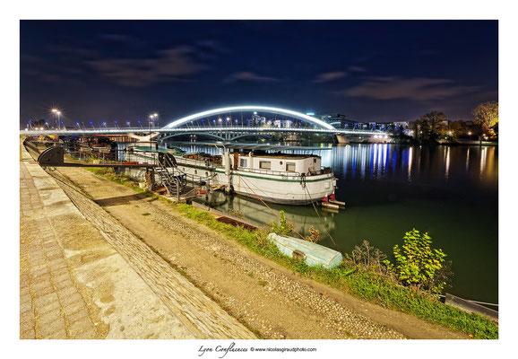 Pont Raymond Barre - Lyon © Nicolas GIRAUD