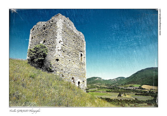 La Roche St Secret - Drôme © Nicolas GIRAUD