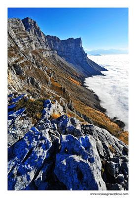 Réserve des hauts plateaux- P.N.R. du Vercors © Nicolas GIRAUD