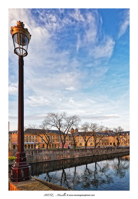 Quartier des Roches - Metz © Nicolas GIRAUD