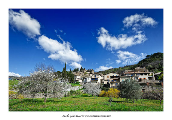 Beauchastel - Ardèche © Nicolas GIRAUD