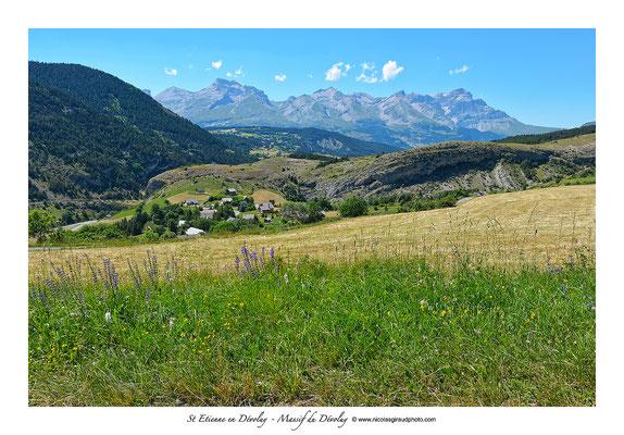 St Etienne en Dévoluy - Hautes Alpes © Nicolas GIRAUD