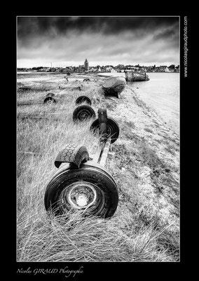 Portbail - Cotentin en Normandie © Nicolas GIRAUD