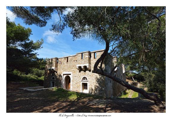 Fort dfe Lequin - Porquerolles © Nicolas GIRAUD