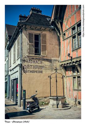 Troyes - Aube © Nicolas GIRAUD