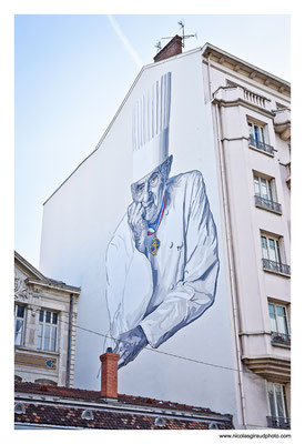 Les Halles - Lyon © Nicolas GIRAUD